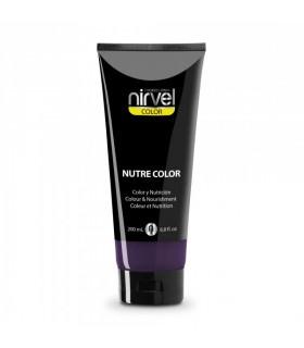 Nirvel Nutre Color (Tono Berenjena Oscuro) 200ml