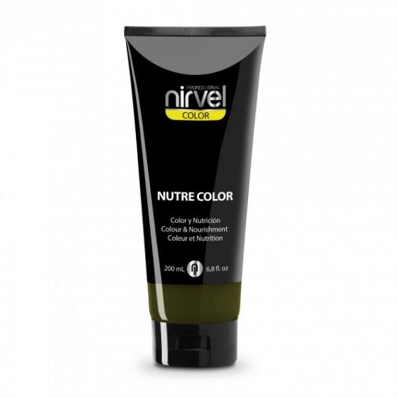 Nirvel Nutre Color (Tono Verde) 200ml