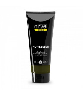 Nirvel Nutre Color (Tono Verde) 200ml