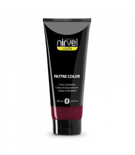 Nirvel Nutre Color (Tono Rojo Granate) 200ml