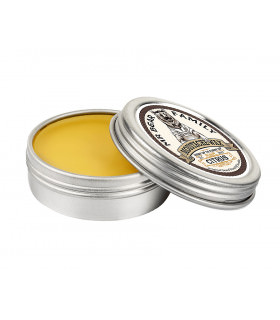 Mr Bear Family Moustache Wax Citrus (30ml)
