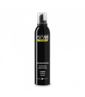 Nirvel Color Mousse Cobre 300ml