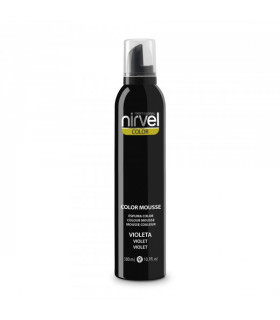 Nirvel Color Mousse Violeta 300ml