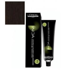 Inoa L'Oréal 7,0 Rubio 60ml tinte de pelo