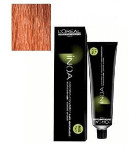 Inoa L'Oréal 7,45 Rubio Cobrizo Caoba 60ml tinte de pelo