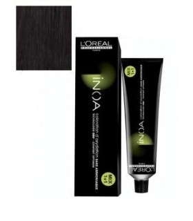 L'Oréal Professionnel Inoa 4,0 Castaño 60ml
