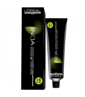 Inoa L'Oréal 7,18 Rubio Ceniza Moka 60ml tinte de pelo