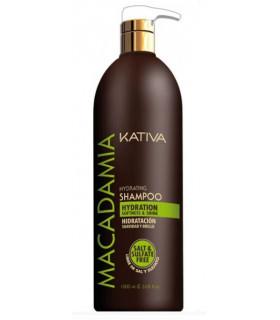 Kativa Macadamia Hydrating Shampoo 1000ml