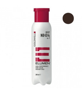 Elumen NB@4 (Castaño Marrón Caoba, Matiz Chocolate) 200ml