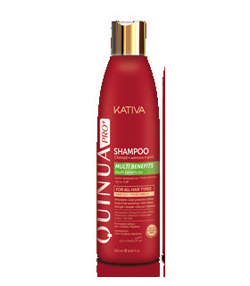 Kativa Quinua Color Retention Softness&Shine Shampoo 100ml