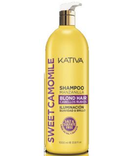 Kativa Sweet Camomile Shampoo 1000ml