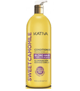 Kativa Sweet Camomile Conditioner 1000ml