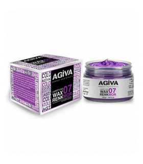 Agiva Hair Pigment Wax 07 Color Violet 120gr