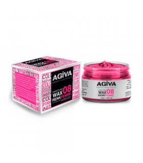 Agiva Hair Pigment Wax 08 Color Pink 120gr
