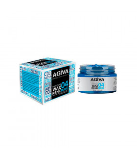 Agiva Hair Pigment Wax 04 Color Blue 120gr