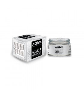 Agiva Hair Pigment Wax 03 Color White 120gr