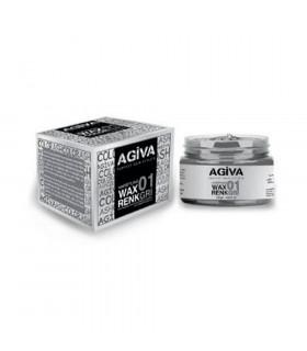 Agiva Hair Pigment Wax 01 Color Ash 120gr