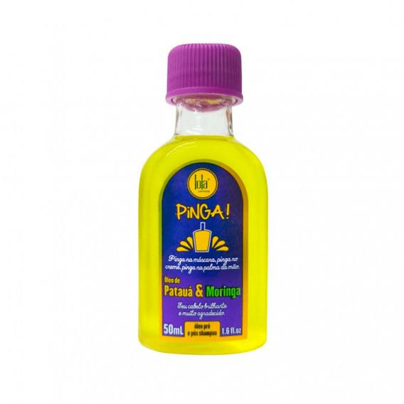 Lola Comestics Pinga - Patatua E Moringa -Oleo 50Ml