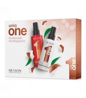 Revlon Uniq One Pack Classic + Coconut Treatment