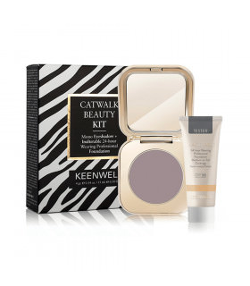 Keenwell Kit Catwalk Beauty Nº55