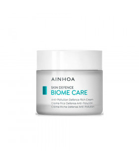 Ainhoa Biome Care Crema Rica Defensa Antipolución 50ml