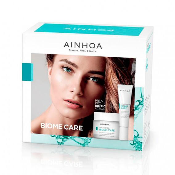 Ainhoa Pack Biome Care (Crema + Contorno de ojos)