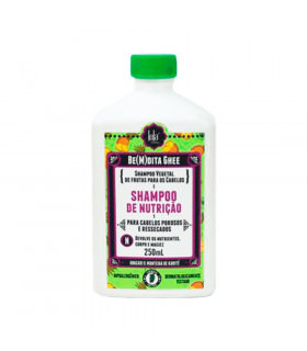 Lola Cosmetics Be(M)Dita Ghee-Shampoo Nutricao Abacaxi E Manteiga De Bacuri 250ml