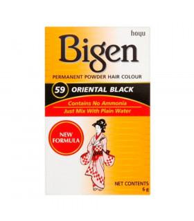 Bigen 59 Oriental Black 6gr
