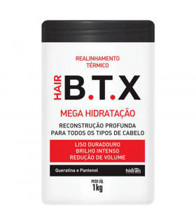 Hidran Botox Capilar Desmaya Cabello Keratina 1000gr