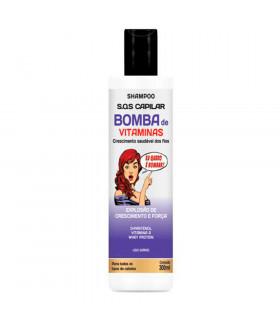 Hidran Champú Bomba de Vitaminas 300ml