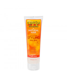 Cantu Shea Butter Styling Stay Glue Gel 227gr