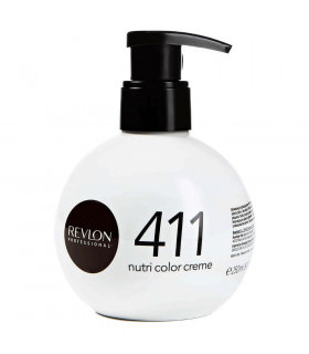 Revlon Nutri Color Creme 411Castaño 270ml