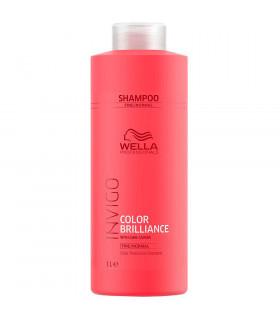 Wella Invigo Brilliance Shampoo Fine 1000ml