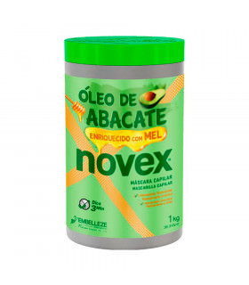 Novex Oleo De Abacate Deep Conditioning Mask 1kg