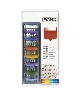 Wahl Pack Peines Plástico Colores