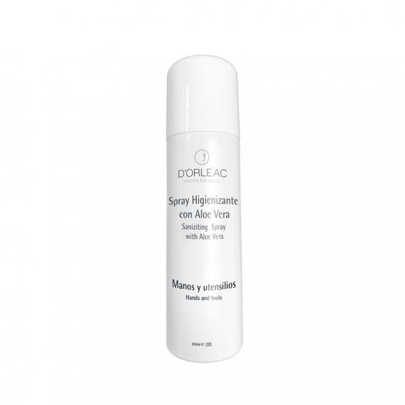 D'Orleac Spray Higienizante Con Aloe Vera 200ml
