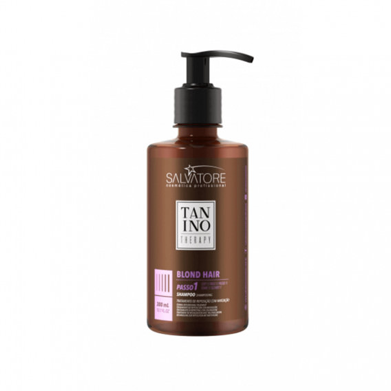 Salvatore Blond Hair Shampoo Step 1 250ml