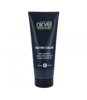 Nirvel Nutre Color (Tono Negro) 200ml
