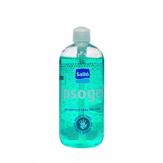 Ipsogel Gel Hidroalcoholico Antiseptico 500ml
