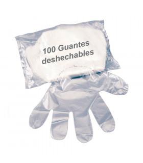 Asuer Guantes Desechables monouso 100u/d
