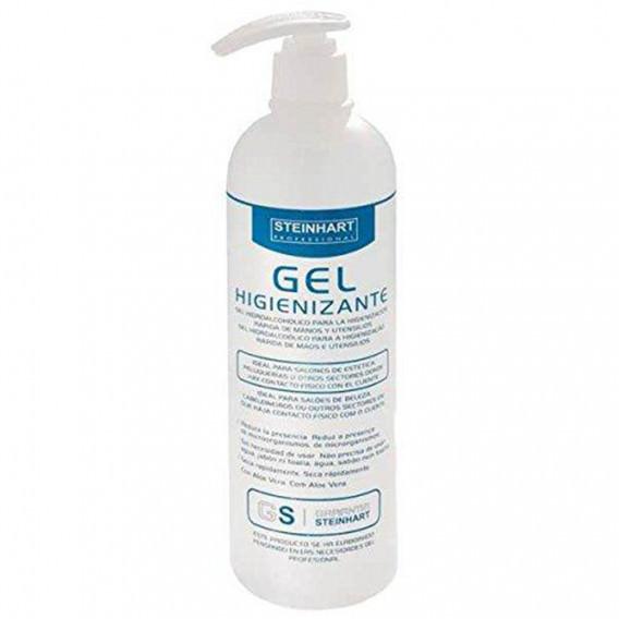 Steinhart gel hidroalcohólico Higienizante 500ml