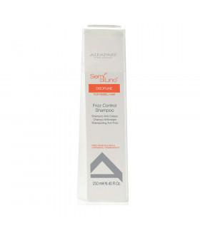 Alfaparf Milano Semi Di Lino Discipline For Rebel Hair Frizz Control Shampoo 250ml