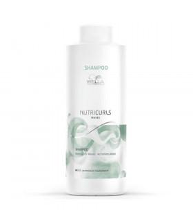 Wella Elements Nutricurls Shampoo Waves 1000ml