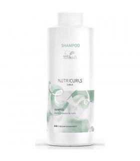 Wella Elements Nutricurls Shampoo Curls 1000ml