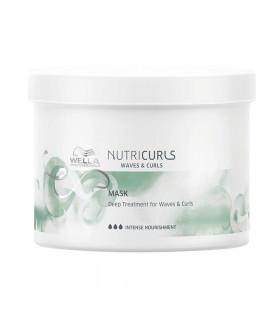 Wella Elements Nutricurls Mask Waves & Curls 500ml