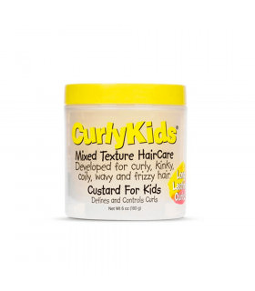 CurlyKids Custard For Kids 180g