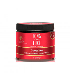 As I Am Long And Luxe Growash 454g
