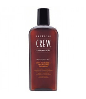 American Crew Trichology Anti-Hair Loss Shampoo 250ml