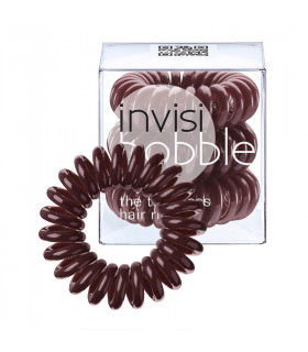 Invisi Bobble Chocolate Brown