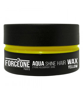 ForceOne Aqua Shine Hair Gel White 150ml